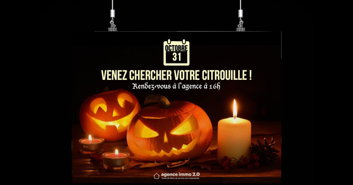 Kit Affiches Halloween9