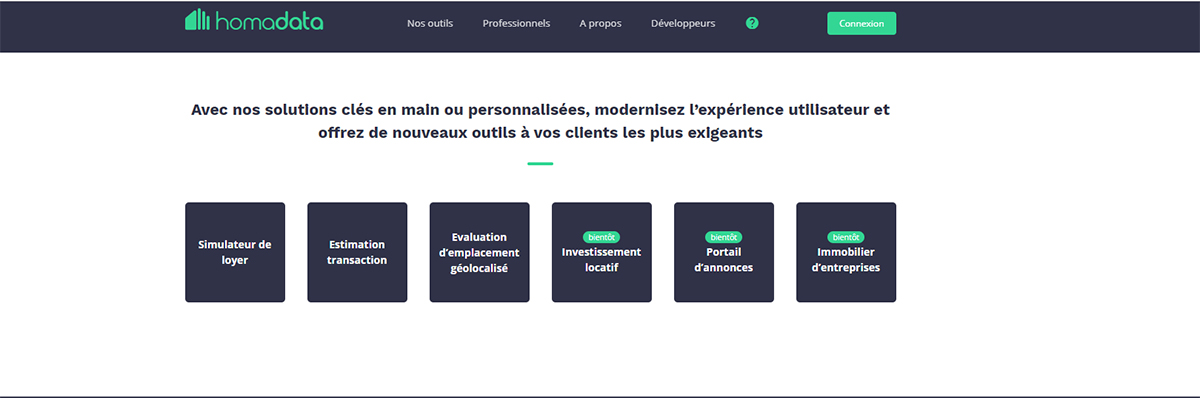 Homadata Bondevisite Donnees Immobilieres Solutions Professionnels