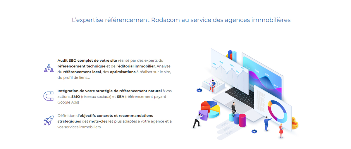 Rodacom Referencement Immobilier Offres